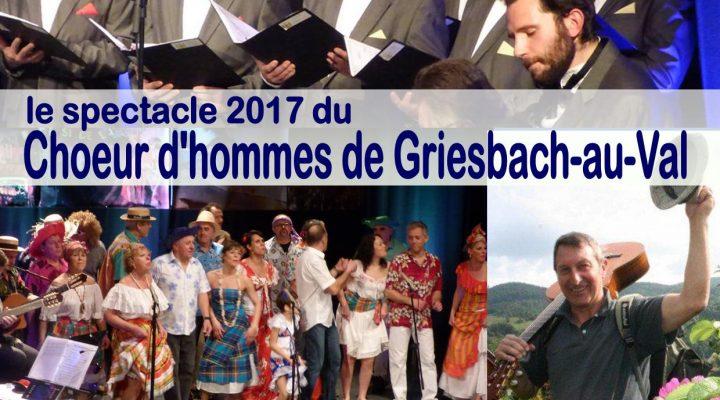 Concert chœur d'hommes