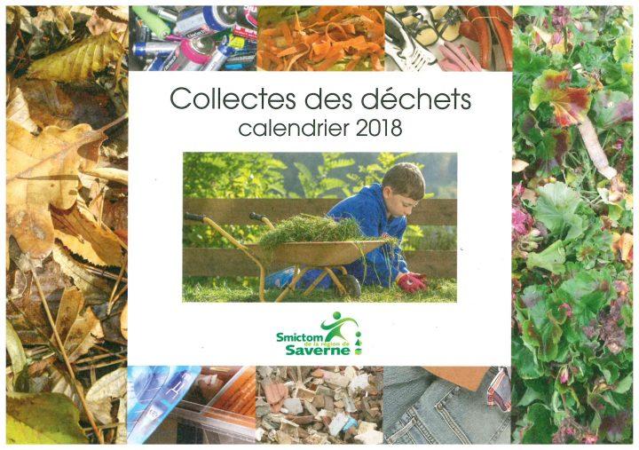 Tout sur la collecte des déchets 2018
