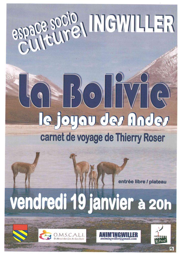 Carnet de Voyage «La Bolivie»