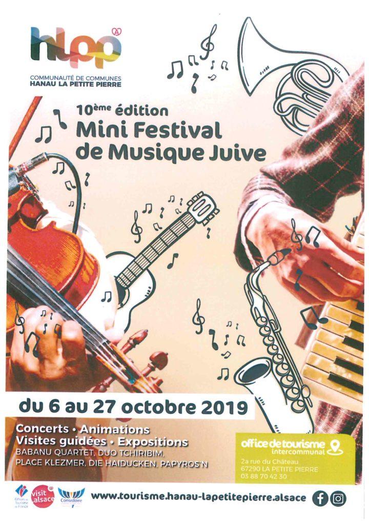 Mini Festival de Musique Juive