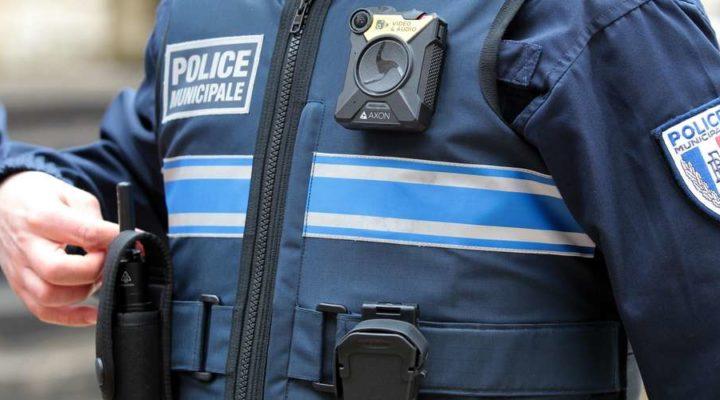Emploi de caméra-piéton par la Police Municipale