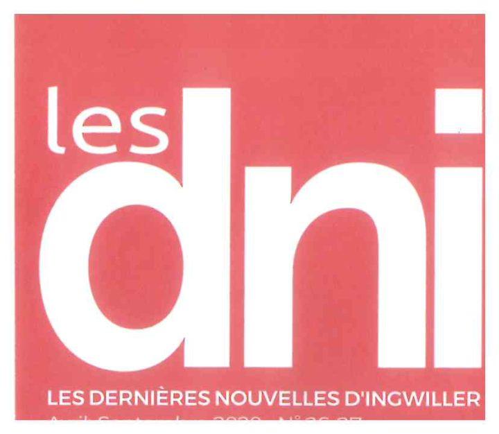 Les Dernières Nouvelles d'Ingwiller N° 26 – 27