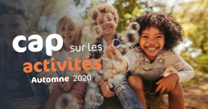 Activités Jeunesse – Automne 2020